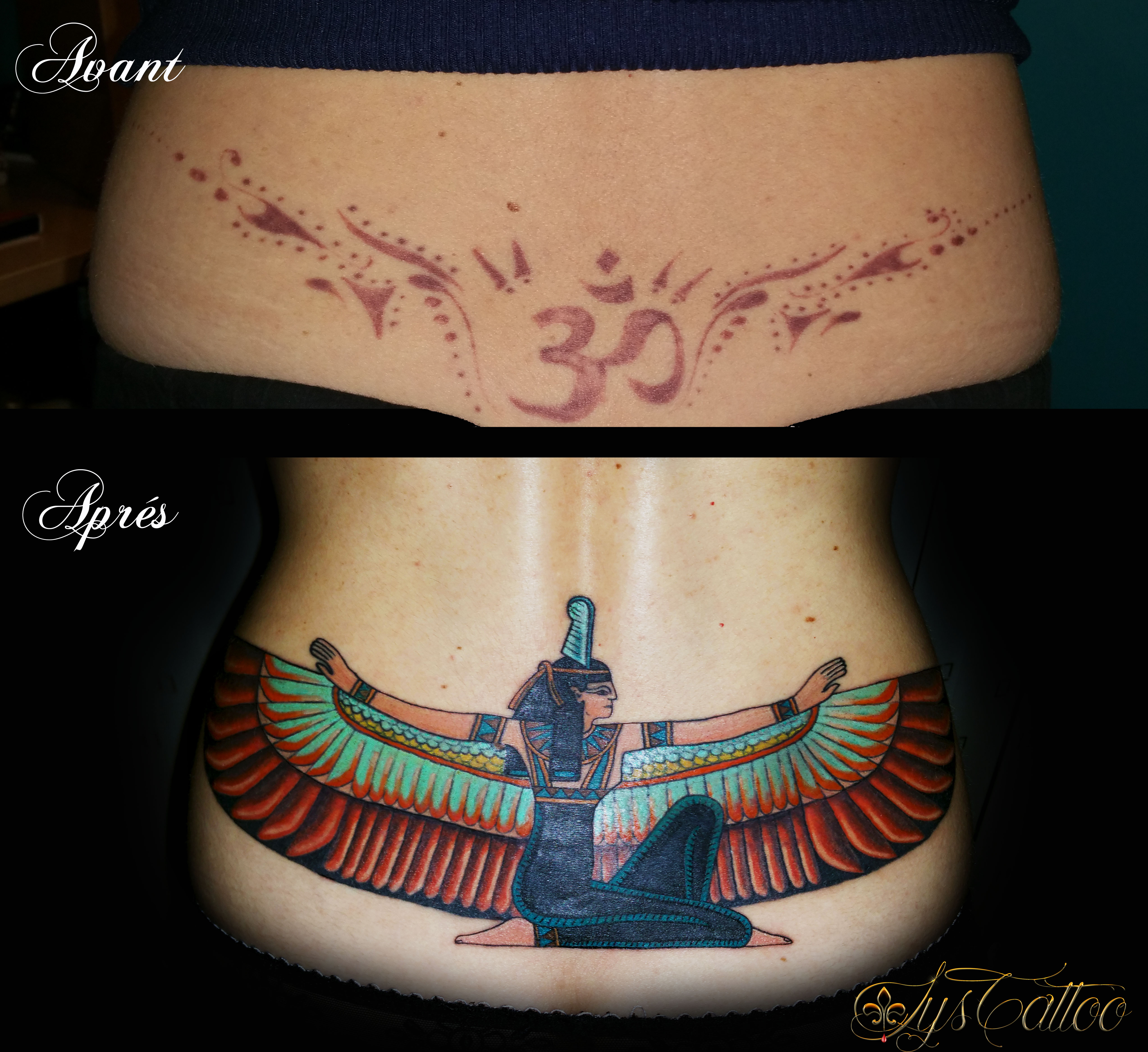Tatouages Cover Recouvrir Un Ancien Tatouage Recouvrement
